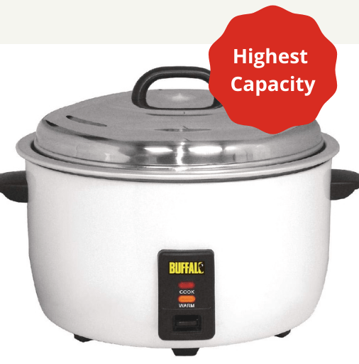 Best Commercial Rice Cooker & Warmers - Buffalo CB944 Rice Cooker