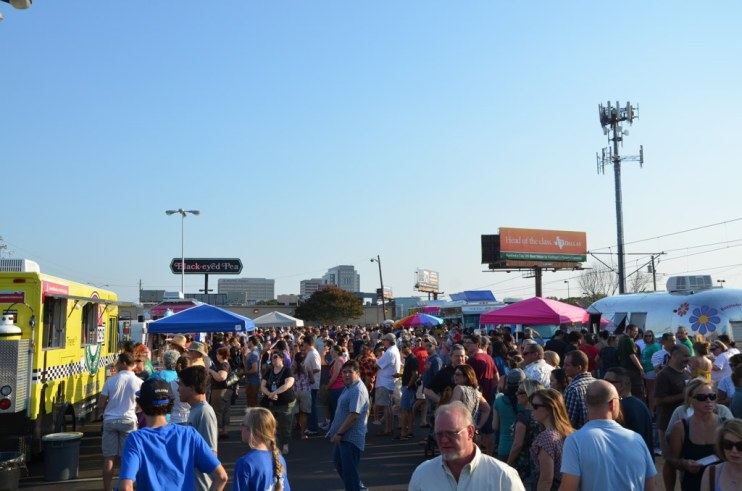 Where Are Food Trucks Most Successful?