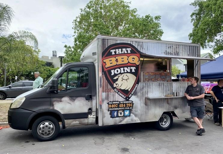 201 BBQ Food Truck Name Ideas