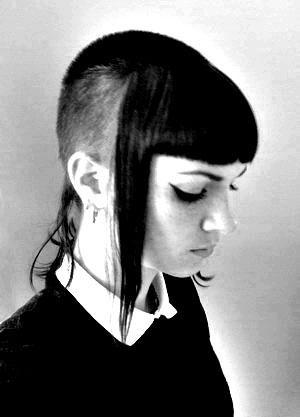 Eine Mischung Aus Mister Spock Und Skingirl StreetHair