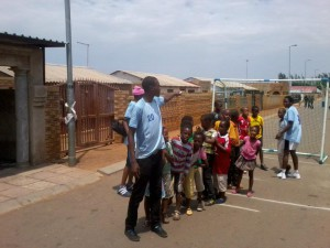 2012 South Africa Soweto Street Handball Roadshow 02