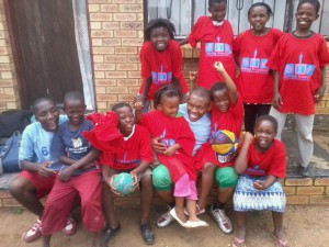 2012 South Africa Soweto Street Handball Roadshow 06