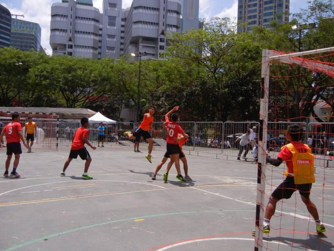 2014 Singapore Street Handball Challenge06