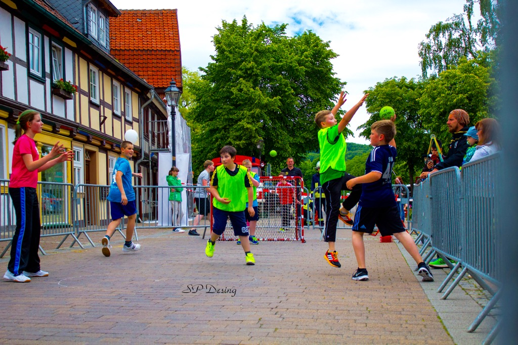 Handball Ilsenburg
