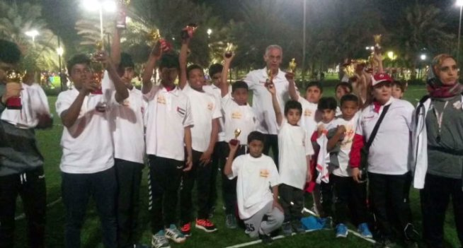 Street Handball 2015, UAE, Sharjah District Festival 4, Dubai4