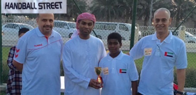 Street Handball 2015, UAE, Sharjah District Festival 4, Dubai8