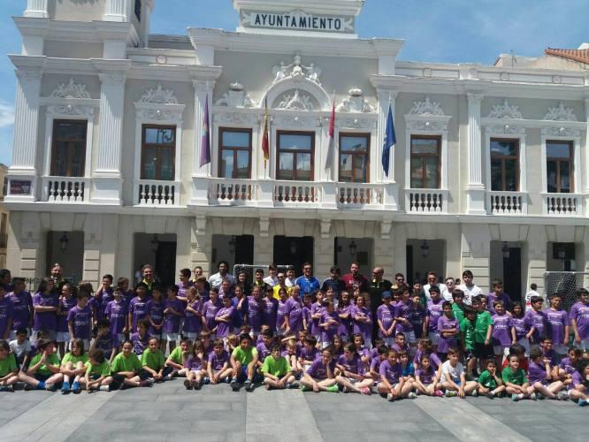 343 2016 Guadalajara Handball Street Spain2