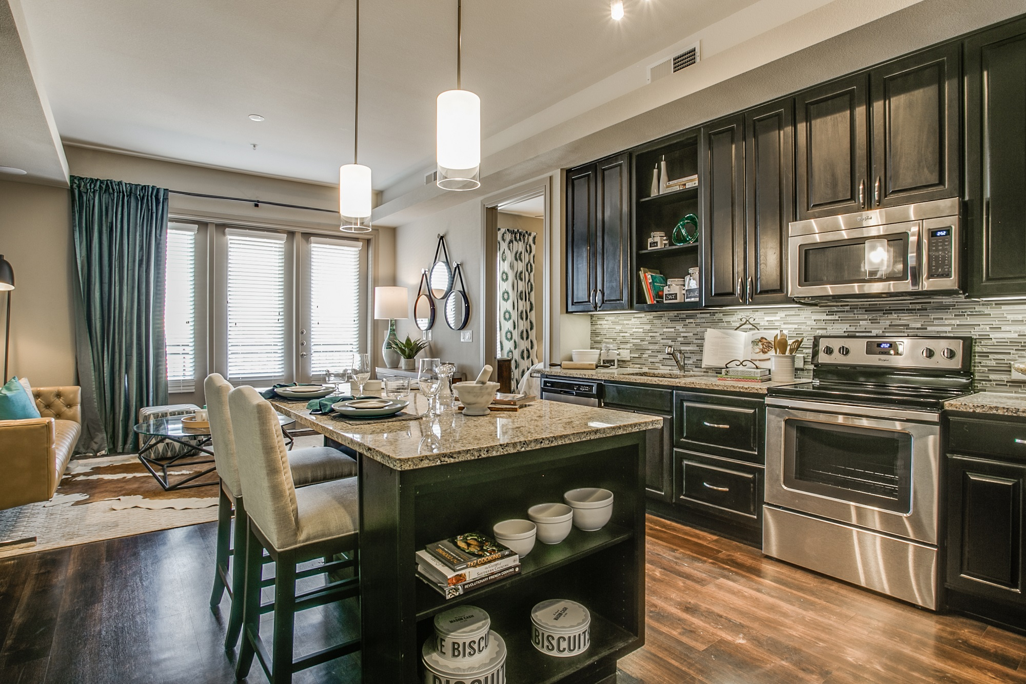The Kelton at ClearforkNew Luxury Apartments In Fort