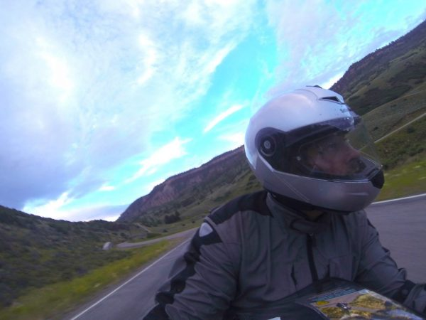 Streetmasters Riding Motorcycle in Colorado https://Streetmasters.pro