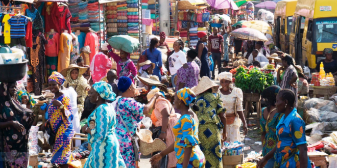 Gbagi International Market