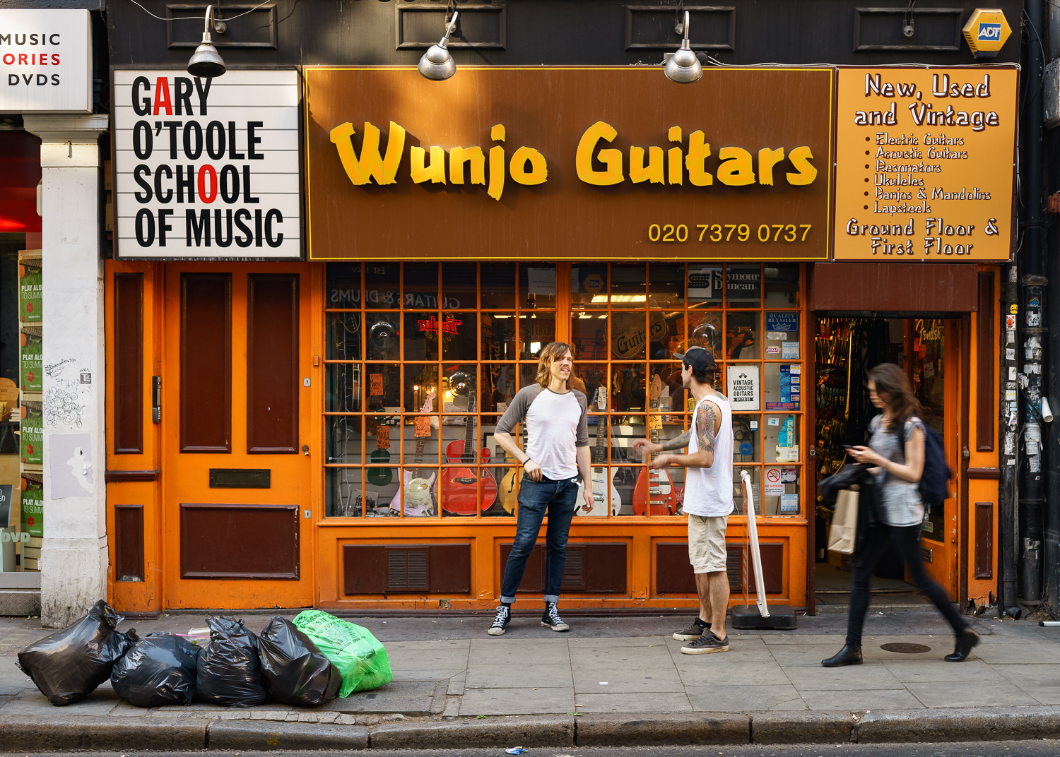Photo of Wunjo Guitars