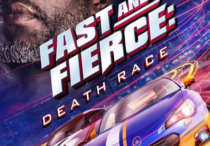 Movie: Fast and Fierce Death Race (2020)