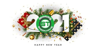 Welcome To 2021! Happy New Year !! –From StreetotNG