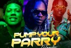 C Blvck Ft Naira Marley & Abramsoul – Pump Your Parry (Remix)