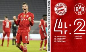 Bayern Munich 4 - 2 Borussia Dortmund -Highlights [DOWNLOAD VIDEO]