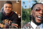 How Burnaboy disrespected Obafemi Martins and asked him to prostrate at Quilox club