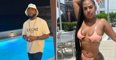 (+18) Davido's S3xtape With His New Girlfriend Mya Yafaii Leaked Online (Watch Here)