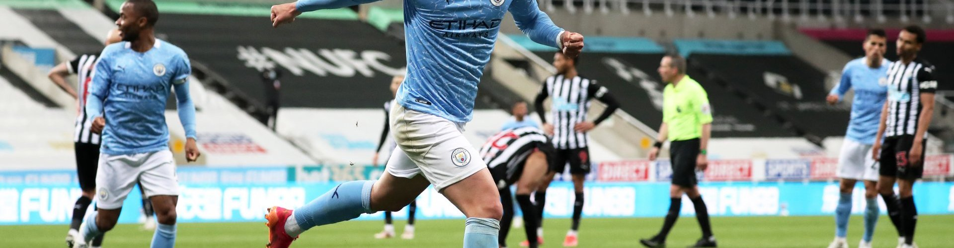 Newcastle United 3 - 4 Manchester City - Goal Highlights