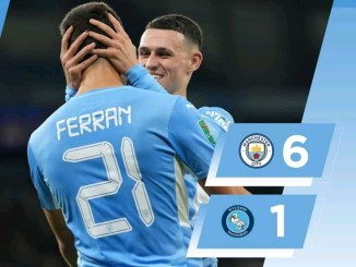Manchester city 6-1 Wycombe - Goal Highlights [DOWNLOAD VIDEO]