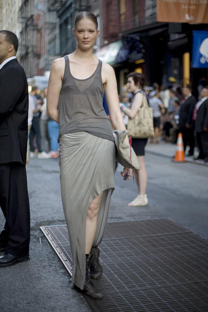 Kate Erickson NYC Street Fashion Street Peeper