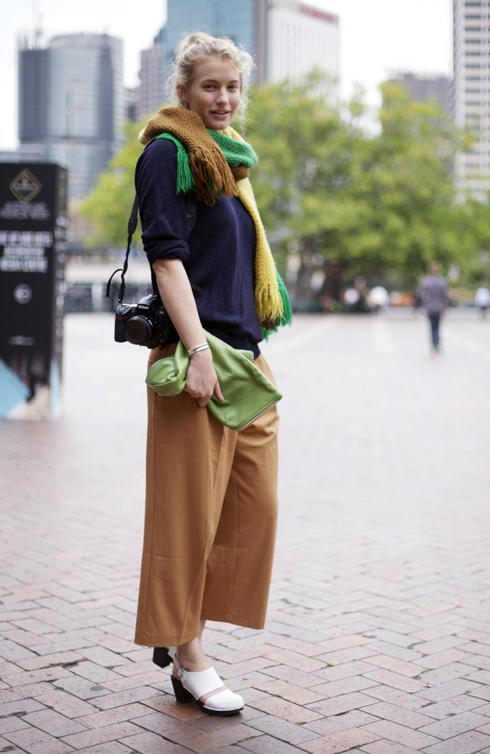 Zanita Sydney Street Fashion Street Peeper Global