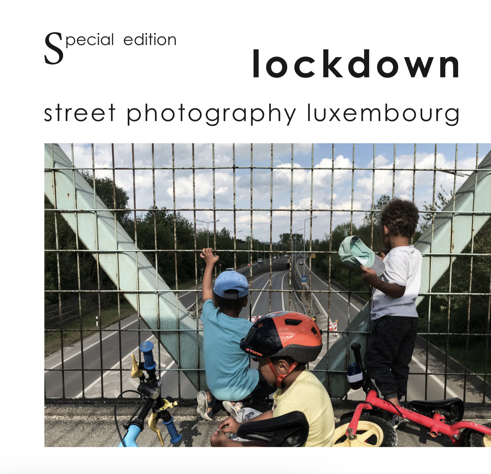 "City Series ""Lockdown"""