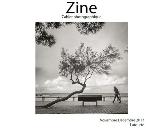 Zine Cahier photographique Novembre Décembre 2017
