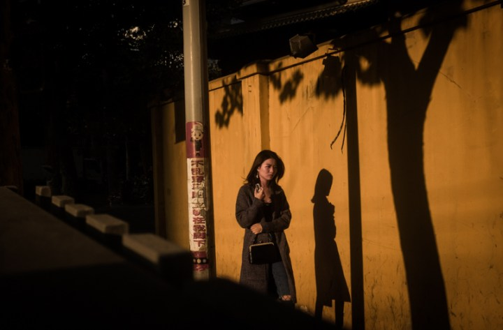 shanghai photo on the streets