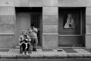 Pollinica, Calle Carreteria   Malaga, Espagne   2015