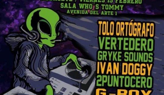 Space Rap Festival, el próximo 15 de febrero en Albacete