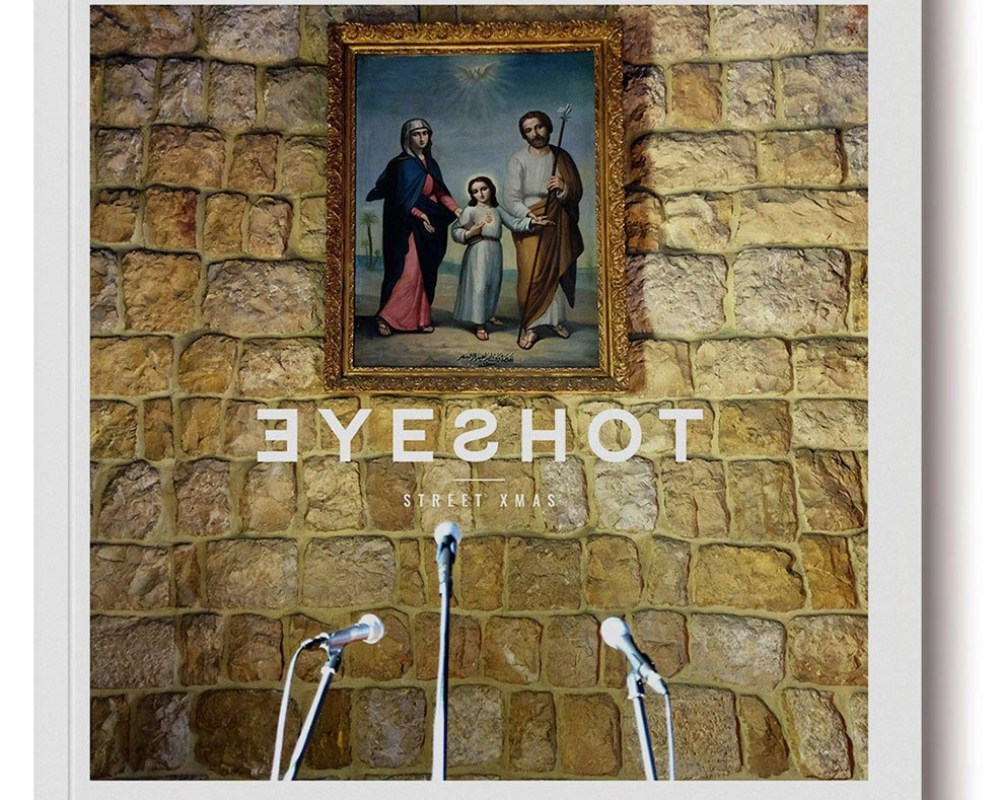 NEW: Eyeshot Magazine STREET XMAS edition