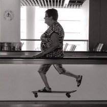 Skateboard Legs: How do photographers respond to criticism?