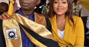 Prince Ned Nwoko and Regina Daniels Nwoko