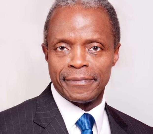 Prof. Yemi Osinbajo in self-isolation