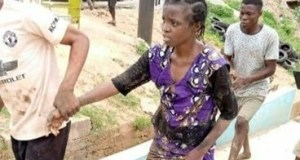 Woman Jumped into Osun River