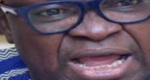 Fayose Fingers Makinde, Bode George as Masterminds of Assault against him at PDP Rally in Ondo 1