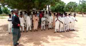 Gombe discharges 44 Almajiris after 2-weeks