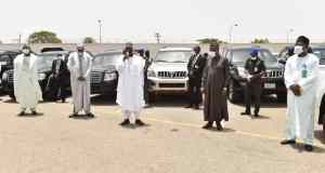 56 Abandoned Government Vehicles Refurbished in Gombe 3