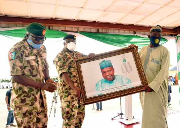 Graduation of 601 Repentant Insurgents from Malam Sidi Camp Excites Gombe Governor