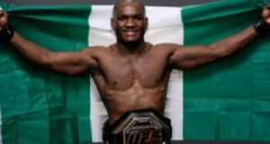 Obaseki Congratulates Kamaru Usman for Retaining UFC Title 1