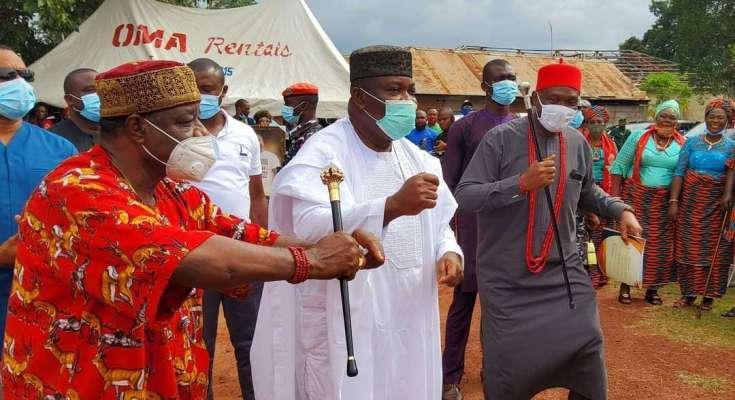 Enugu State @29 Accolades Ugwuanyi