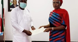 Gov. Ugwuanyi Hosts Tor, Gets Commendation on Bi-partisan Leadership Style from Dankaka