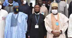 Gombe Governor Receives NCPC Delegation