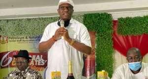 Okowa Speaks on PENGASSAN and Nigerian Oil Industry 1