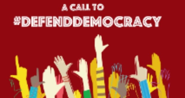 DEMOCRACY DAY A CALL TO DEFEND DEMOCRACY