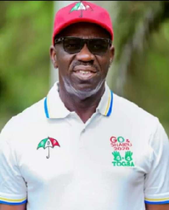 Samdaddy Congratulates Godwin Obaseki