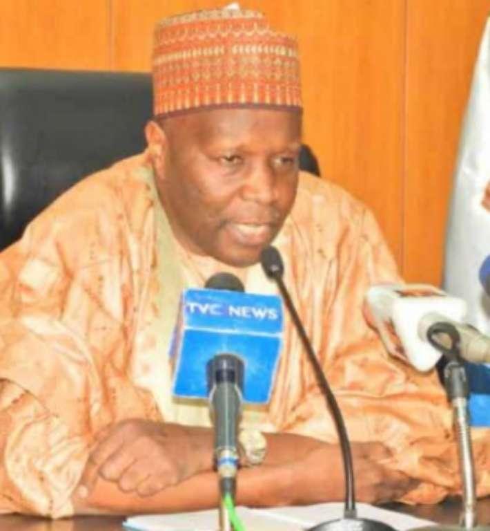 Governor of Gombe state, Alhaji Muhammadu Inuwa Yahaya