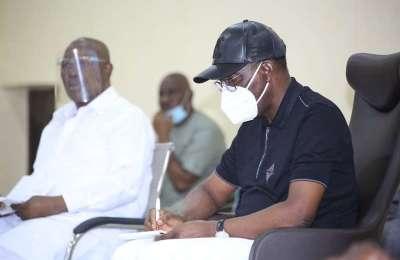 Okowa makes case for Resuscitation of Warri Port