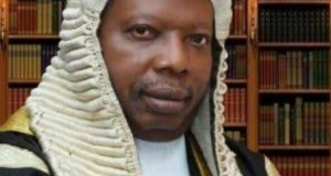 Speaker of the State House of Assembly, Rt. Hon. Olakunle Taiwo Oluomo