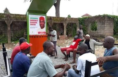 Council Boss Reveals Truth About Enugu Community Charging Station